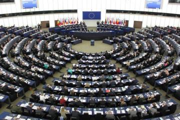 Plenarsaal Straßburg