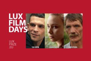LUX-Filmpreis Finalisten Cover