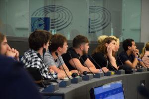 Europäisches Jugendevent 1